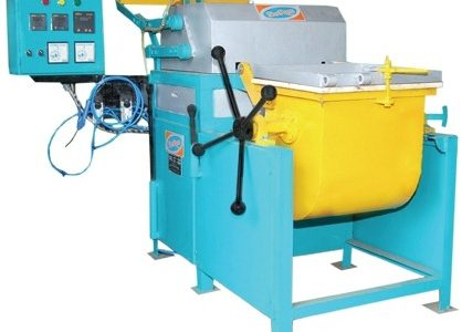 0dc16 01 semi auto shell moulding machine disadvantages of shell casting Manufacturing Engineering Shell Mould Casting
