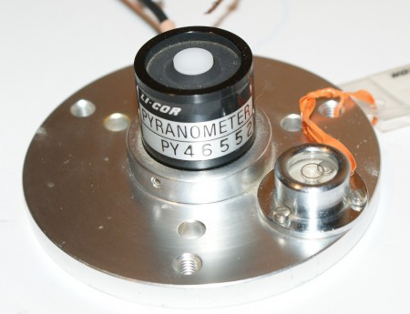 01-pyranometer-sensor - measurement instruments