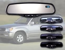 01-electrochromatic rearview glare free mirrors-automatically darken by opto electronic sensor