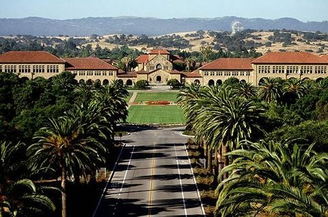 01- Stanford University - Campus - Top 10  - Best Mechanical Engg University
