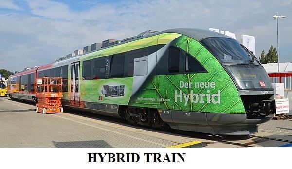 01 - HYBRID ENGINE - HYBRID TRAIN