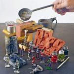 Hobby Aluminum Casting   Sand Casting Aluminum   Green Sand Casting Process