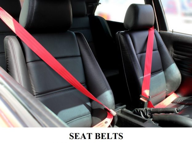 2f735 01 safety systems in vehicles seat belts air bags Automobile Engineering Seat belts safety systems in vehicles