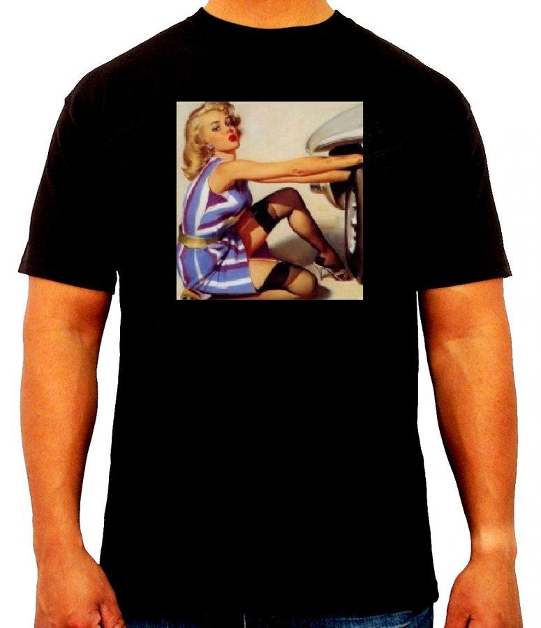 01-mechanical womens tshirt - why women cant do mechanical t shirt