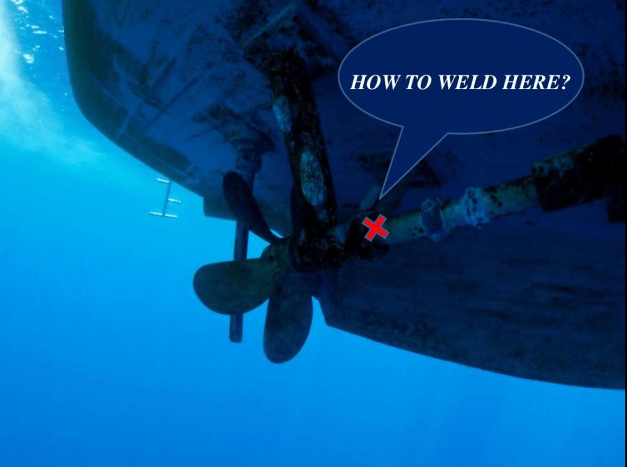 5309a 01 underwater welding flux cored arc welding under water welding dangers about underwater welding Manufacturing Engineering Underwater Welding
