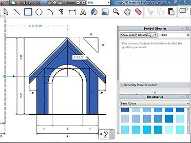 66a08 01autocadfreestylesoftwarepreview AutoCAD Articles AutoCAD