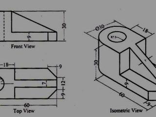 6a1e6 1 AUTOCAD AutoCAD CAD DRAWINGS | CAD 2D DESIGN (DRAFTING) | FREE CAD DESIGN | TUTORIALS EXAMPLES