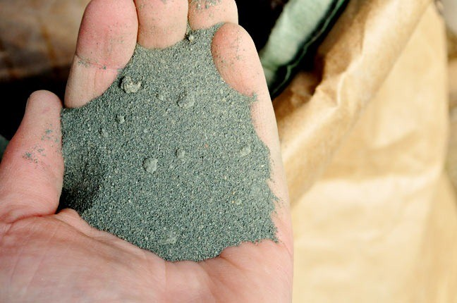 6ddcf 01 green sand silica sand green sand moulds density of green sand Manufacturing Engineering Types of Moulding sands