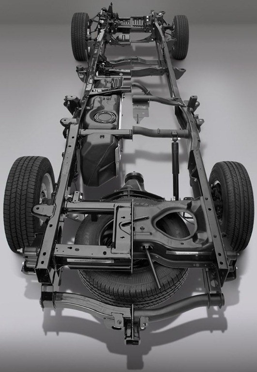 01-frame chassis-car chassis-chassis parts-chassis frame bench-frame rails-auto chassis