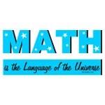 01-Maths Unique Blue tshirt design
