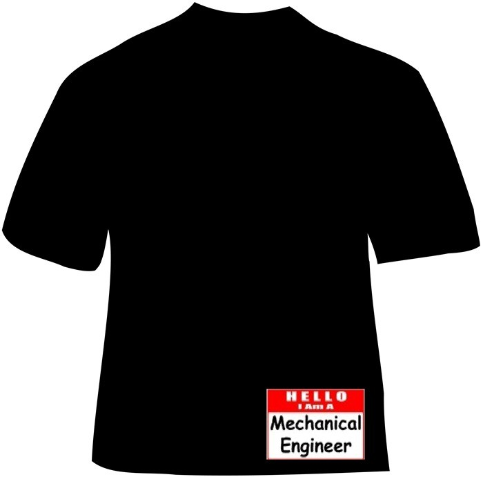 01-funny t-shirt-hello i am a mechanical engineer