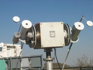 01-pyrheliometer - solar radiation measurement