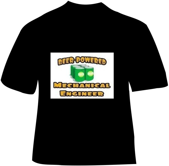 01-T-shirt Designs-ninja mechanical engineer