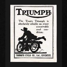 01-triumph tshirt logo