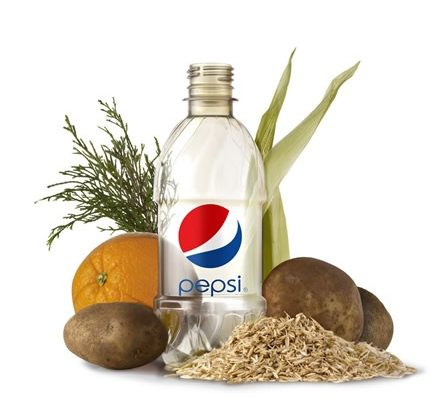 01-PepsiCo Develops World's First 100 Percent Plant Based Renewably Sourced PET Bottle-beverage container-fully renewable resources