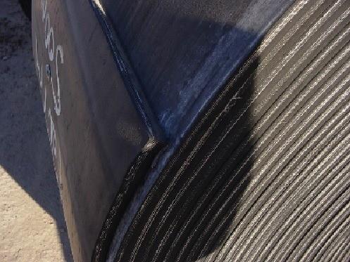 01-synthetic fabric belt-belt conveyor materials - PVC belting-mining applications belting-conveyor belting-designation of belts