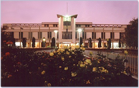 01-Vnit-main building - visvesvaraya national institute of technology -nagpur
