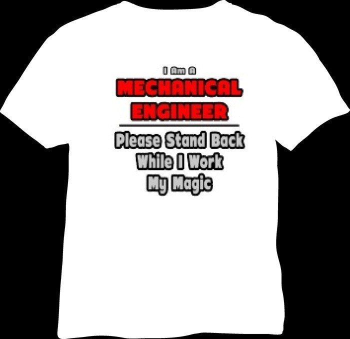 01-Best T-Shirt Quotes-mechanical engineer-please stand back while work