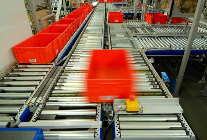 Automatic conveyor system, Material handling system, Material handling equipments