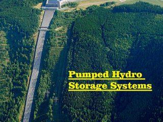 01 - Renewable Energy Storage Methods - Pumped Hydro Storage system