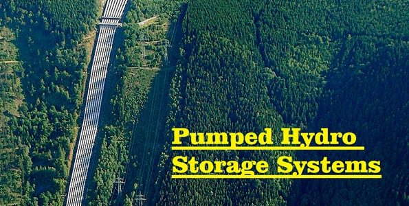 bf34a 01 renewable energy storage methods pumped hydro storage system1 Energy Storage Energy Storage machanical energy storage systems