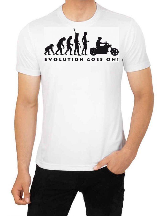 01- mechanical evolution t shirts - latest mechanical t shirts design