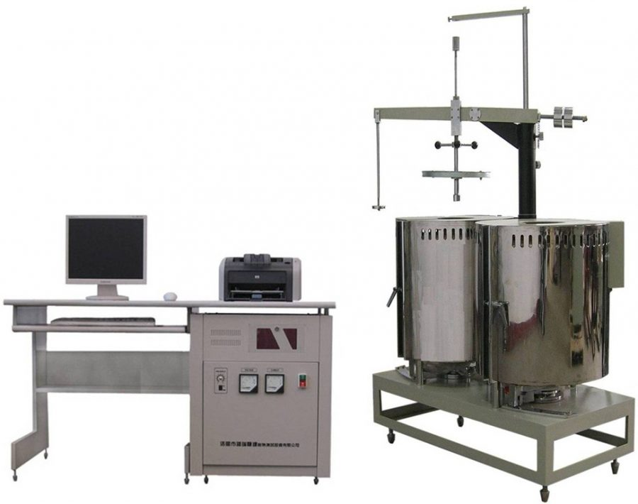 01-refractoriness test-withstand higher temperature sand testing