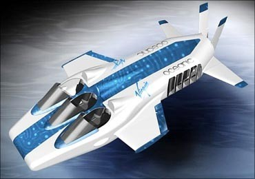 06-Sir Richard Branson's Flying Submarine To Explore Oceans' Depths-virgin group-flying mini submarine-necker nymph