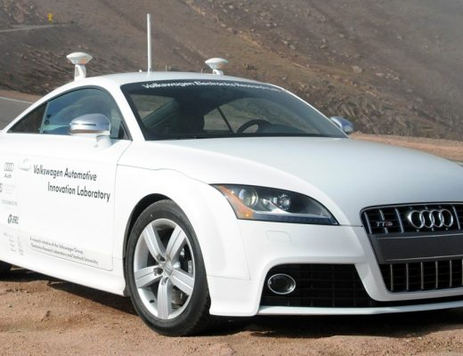 cb4a3 audi tts self driving car auto drive car Latest Automobile Technology Self Driving Car Technology