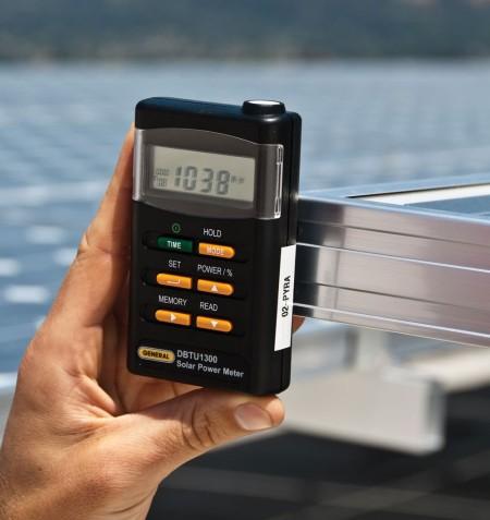 01-pyranometer-solar power measurement system