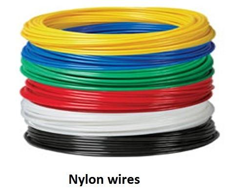 01 - thermoplastic - Nylon wires