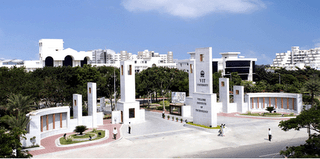 01-VIT-Vellore Institute of Technology - University - Campus - Tamilnadu - India