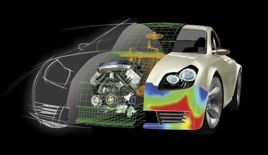 01-design challenges in the automotive sector-product design-surface design-new product development-FEA solutions-concept design