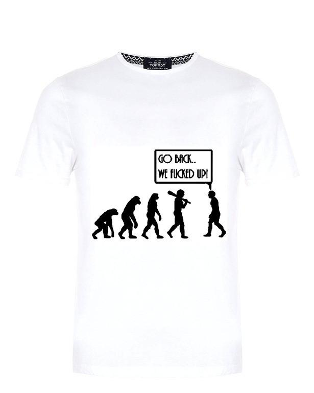 f9704 01 evolution t shirt designs mech t shirt designs Creative and Funny T-Shirt Slogans T-Shirt Logo T shrt captions