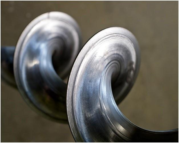 01-screw conveyor types- screw conveyor trough- screw conveyor theory- screw conveyor thrust bearings- screw conveyor torque-helicoid flights-continues helix-flight of screws