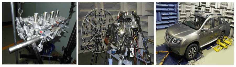 01-Noise vibration control in automobile bodies, Vehicle noise, vibration and sound quality