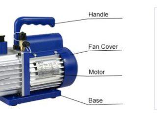01 two stage rotary vane vacuum pump agilent vacuum pump oil rotary pump agilent vacuum pump Hydraulics and pneumatics Vacuum pump